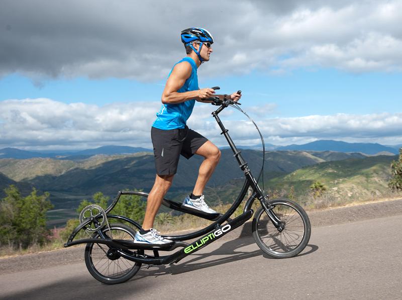 Elliptigo – the Jogging Cycling Elliptical Trainer Thingy